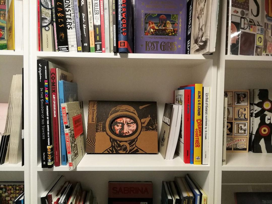 Livraria Tinta nos Nervos Galeria